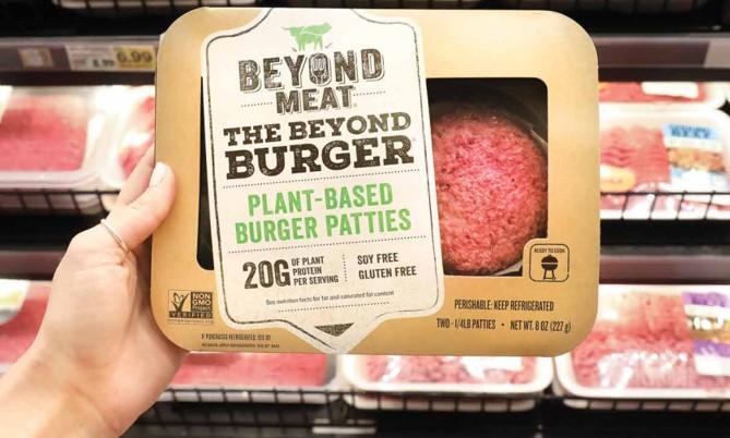 超越肉类的Beyond Meat,价值究竟几何?